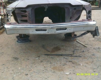 1977 Ford Granada Front Bumper (PARTING OUT)