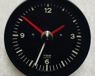 1968/69 Porsche 911 Clock Gauge (Restored)