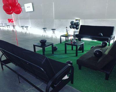 "Creative Style, ""20 ft LED White Wall"", Multi Purpose Studio Event Space, Atlanta, GA"