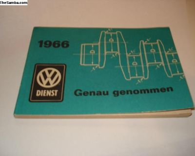 1966 With Out Guesswork Book In German