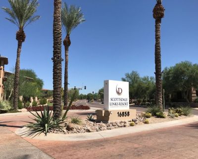 Scottsdale Links Resort, 2 BR Suite, SATURDAY Check-In - North Scottsdale