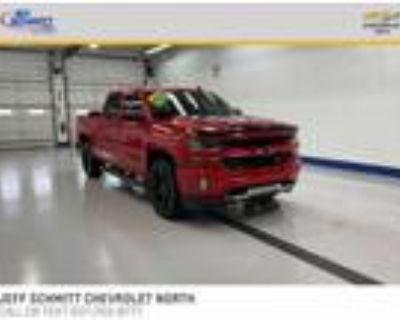 2016 Chevrolet 1500 Red, 121K miles