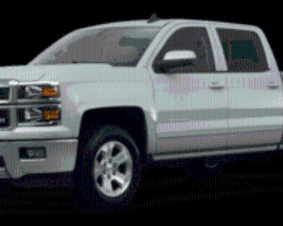 2015 Chevrolet Silverado 1500 LT Z71 Crew Cab Short Box 4WD