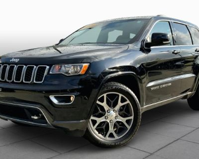 Jeep Grand Cherokee Rear Wheel Drive SUV