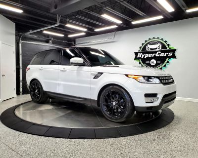 Used 2015 Land Rover Range Rover Sport 3.0L V6 Supercharged HSE