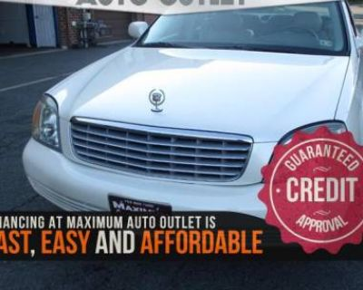 2001 Cadillac DeVille Standard