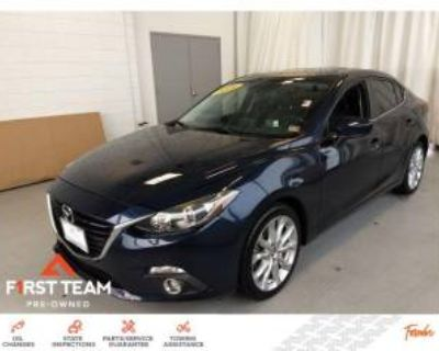 2016 Mazda Mazda3 s Touring 4-Door Automatic