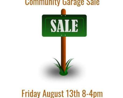 Lincoln Creek Village Community Garage Sale