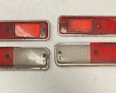Alfetta GT tail light lenses