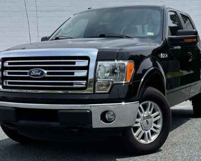 2014 Ford F150 SuperCrew Cab for sale