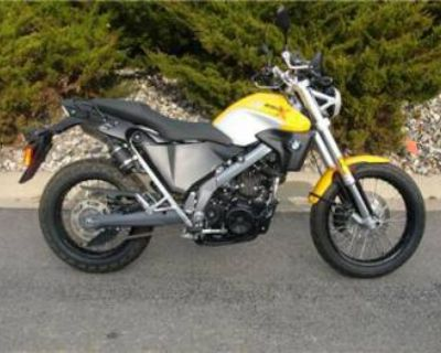 2009 BMW G650 X COUNTRY