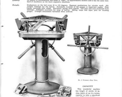 WTB - Oliver machinery or Grand Rapids Machinery t