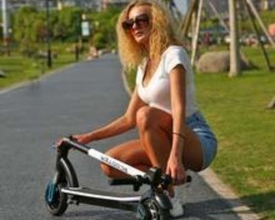 Folding Electric Scooter on APSAVINGS.COM
