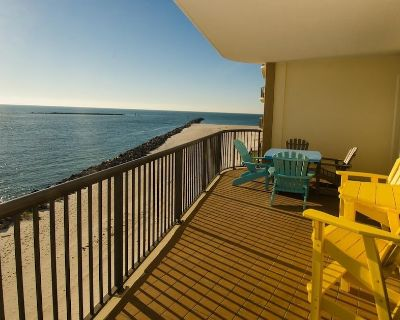 Awesome Views!!! Watch the sail boats & seagulls. Two pools. Two hot tubs. - Orange Beach