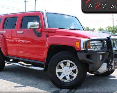 2009 HUMMER H3 SUV Luxury