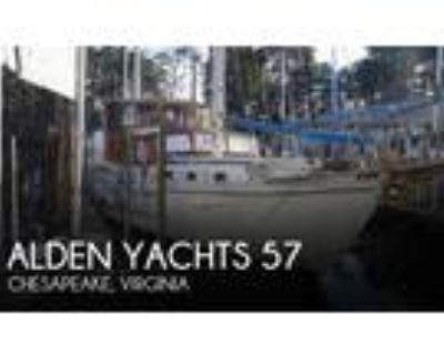 Alden Yachts - 57