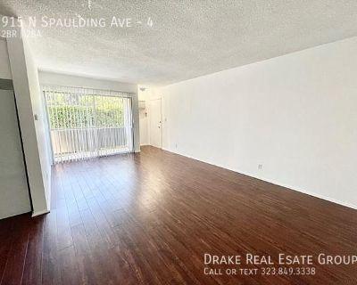 915 N Spaulding Ave - 4 - 2 beds, 2 full baths