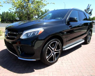 Used 2018 Mercedes-Benz GLE AMG GLE43 4MATIC**DRIVER ASSIST**HEAT-VENT SEATS**