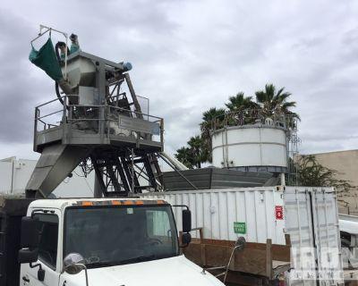 Simem MobyMix 1500 Concrete Batch Plant