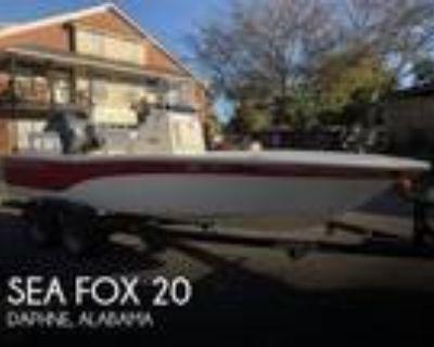 20 foot Sea Fox 20