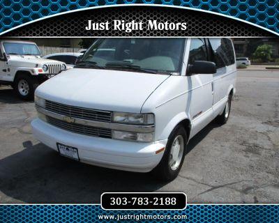 1998 Chevrolet Astro AWD