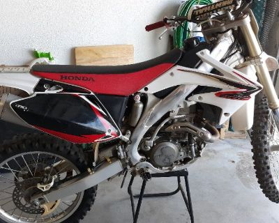 2006 CRF450