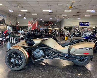 2019 Can-Am Spyder F3-T 3 Wheel Motorcycle Broken Arrow, OK