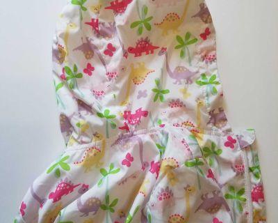 Dinosaur raincoat