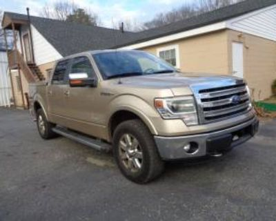 2013 Ford F-150 Lariat SuperCrew 5.5' Box 4WD
