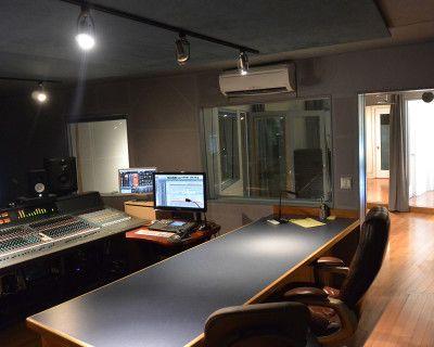 Recording Studio with Grand Piano, Chatsworth, CA