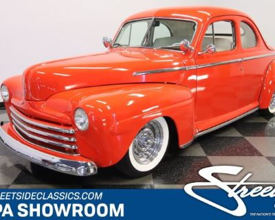 1948 Ford Business Coupe