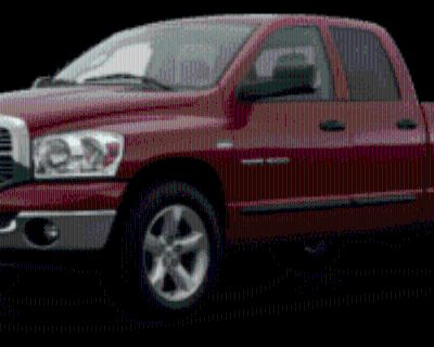 2007 Dodge Ram 1500 SLT Quad Cab Regular Bed 2WD