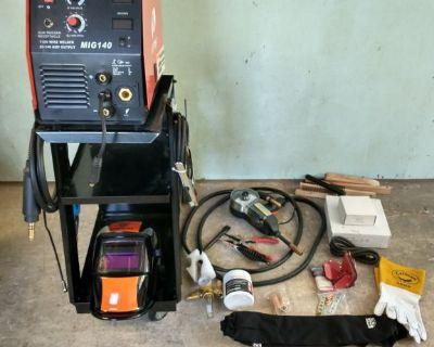 MIG 140 Welding Machine