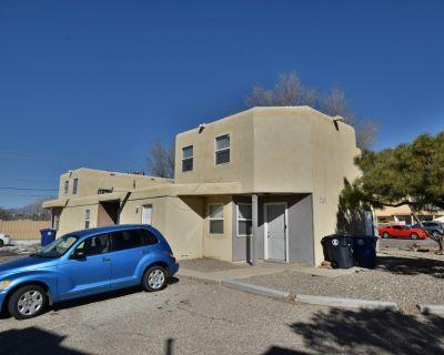 Double townhouse style fourplex