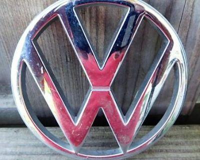 VW Emblem W. Germany