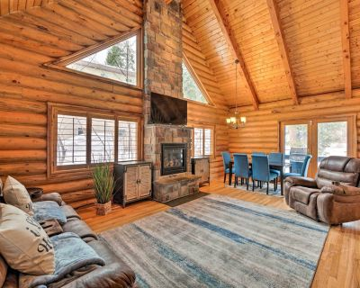 NEW! Roomy Park City Lodge: Game Room + Fireplace! - Summit Park