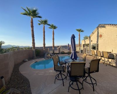 New Listing! Private Home With a Pool and Endless Mountain Views! - Bullhead City