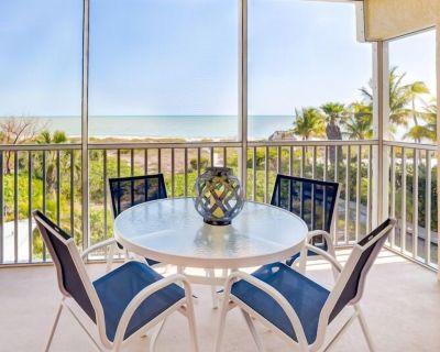 Enjoy the Gulf Views From This Totally Remodeled Three Bedroom Condo ! - Sanibel