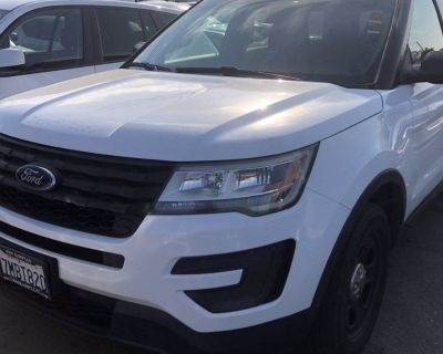 2016 Ford Utility Police Interceptor Utility Police Interceptor