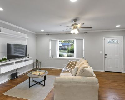 Magnificent single family home with a unique interior. - Candler-McAfee