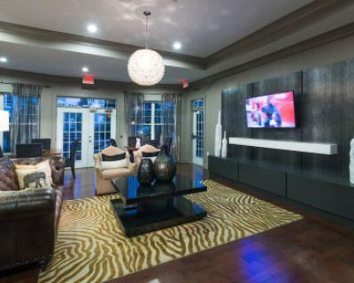 Modern Club Room with Pool Table, Woodbridge, VA