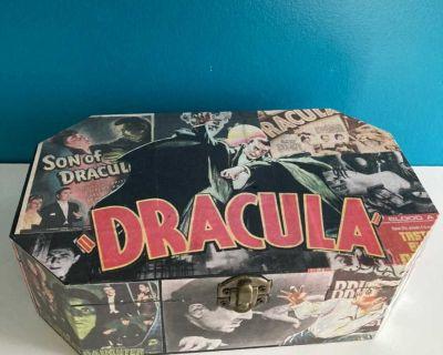 Dracula Decorative Box