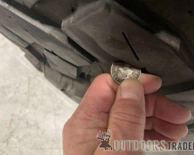 FS Nitro Trail Grappler MT 38x15.5x20 more than 50% tread