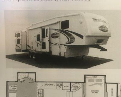 2009 Keystone Montana Mountaineer 305RLT