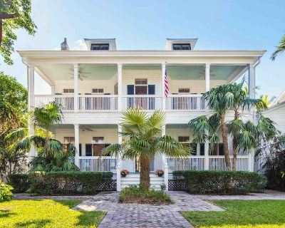 **THE ADMIRAL'S ESTATE** Grand Home & Pool + LAST KEY SERVICES... - Old Town Key West