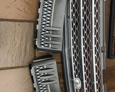 front grill and side vents for sale for L322