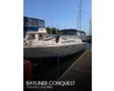 31 foot Bayliner 31
