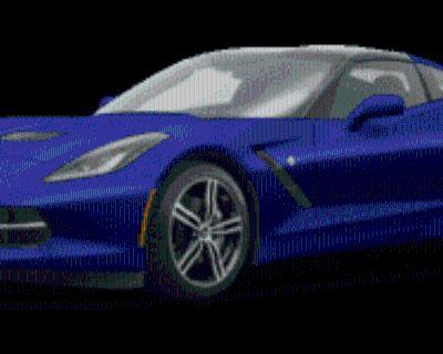 2017 Chevrolet Corvette 2LT