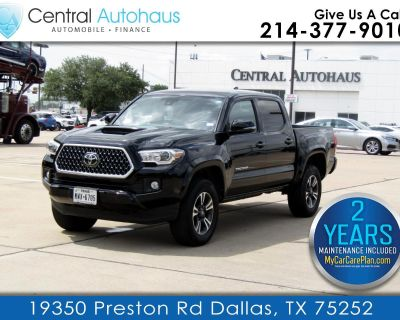 Used 2019 Toyota Tacoma 2WD TRD Sport Double Cab 5' Bed V6 AT (Natl)