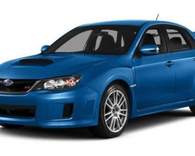 2014 Subaru Impreza WRX STI